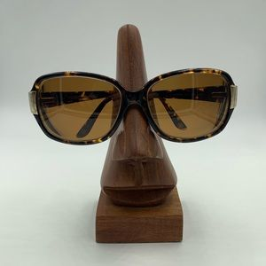 Liz Claiborne L544 Tortoise Oval Sunglasses Frames